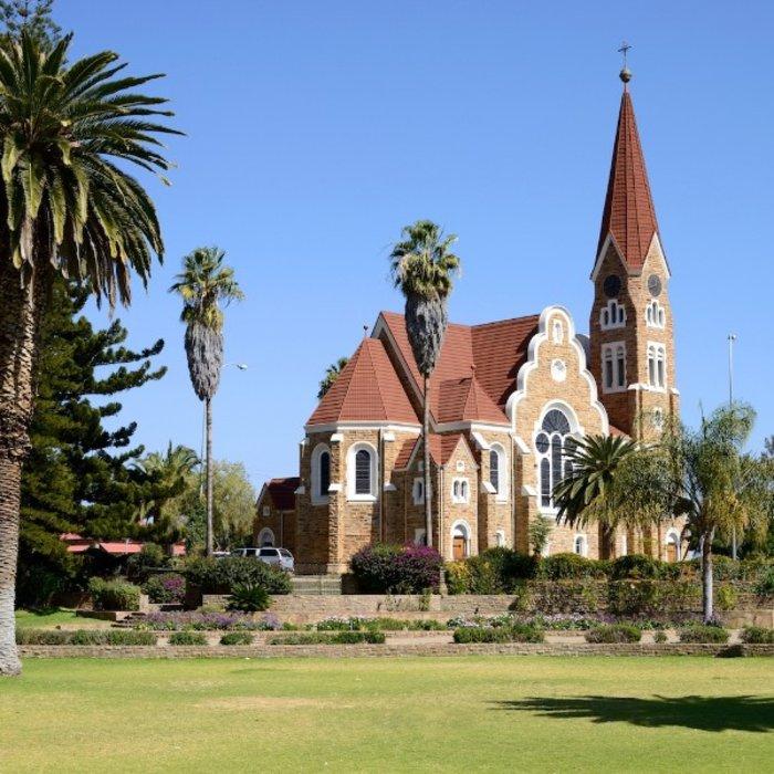 NAM.Windhoek.Kirche