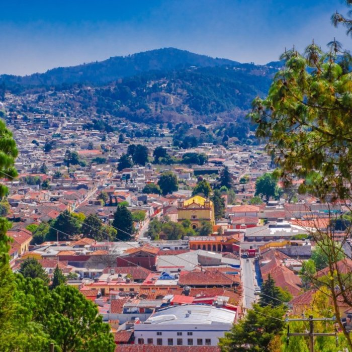 MEX.San Cristobal de las Casas.Overview
