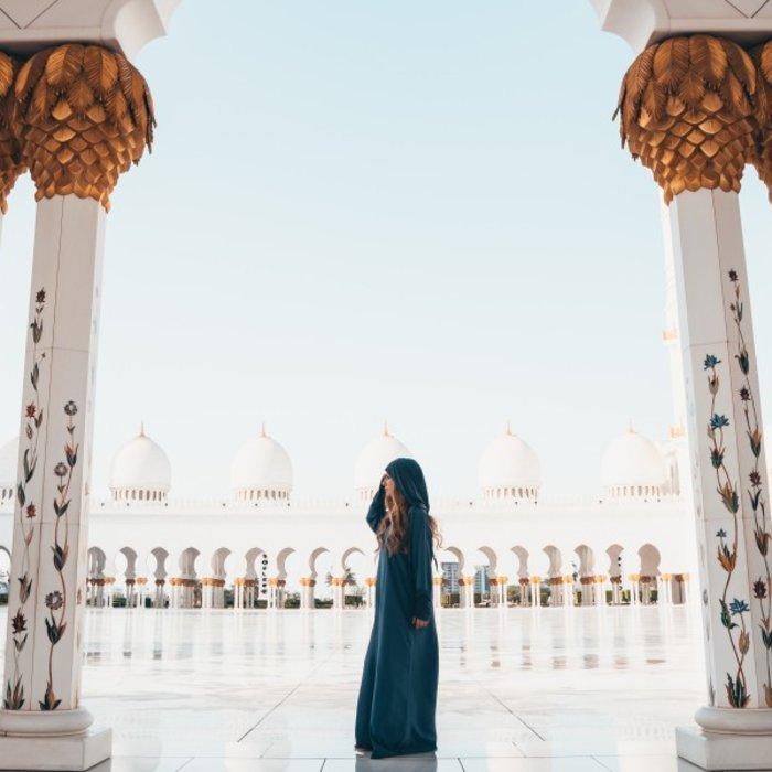 Dubai.Photo by Oliver Sjöström on Unspla