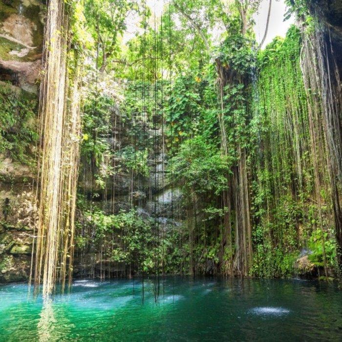 Chichen Itza_Cenote3