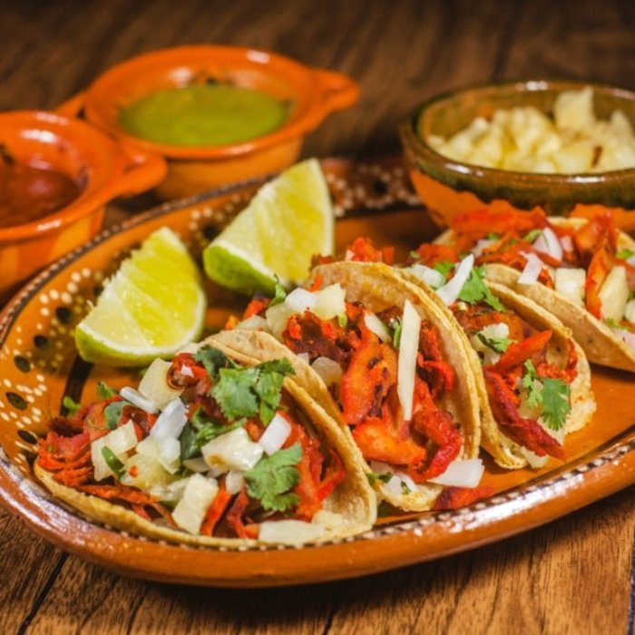 MEX.Mexico Stadt.Tacos