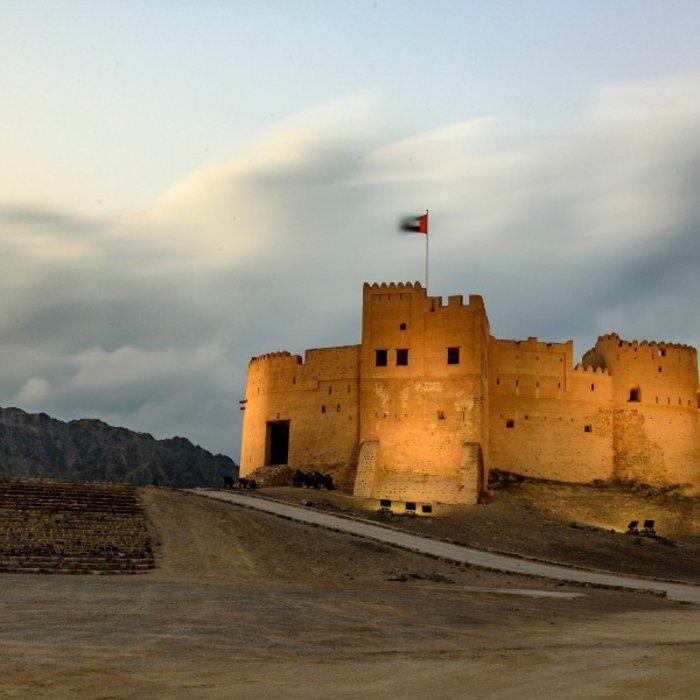 VAE.Fujairah.Fort