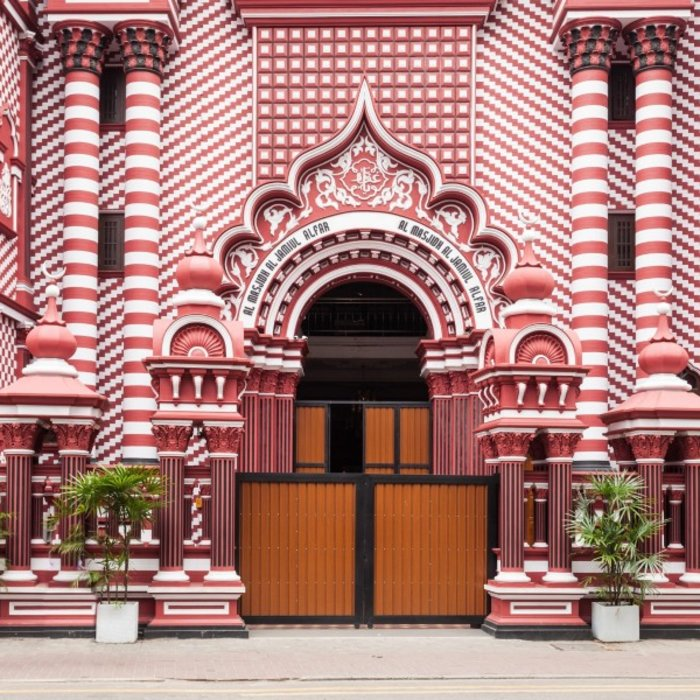 LKA.Colombo tempel