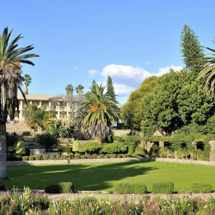 NAM.Windhoek.Botanischer Garten