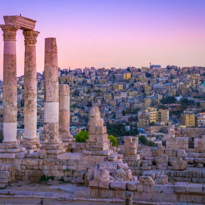 JOR.Amman.Stadtansicht