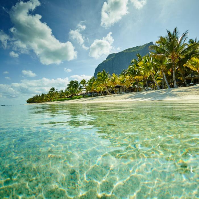 MUS.Lux Le Morne.Wasser Strand