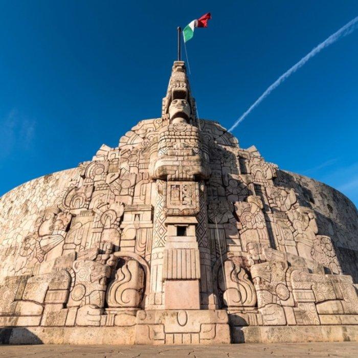 MEX.Merida.Homeland Monument