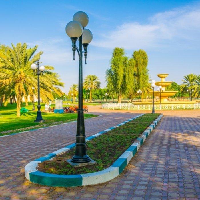 VAE.Al Ain.Hili Park