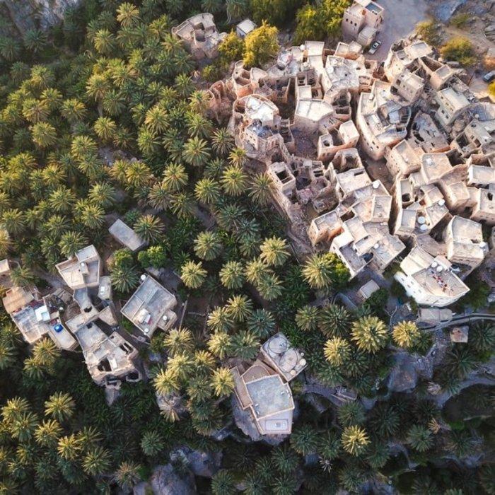 OMN.Misfat Al Aberyeen.Village
