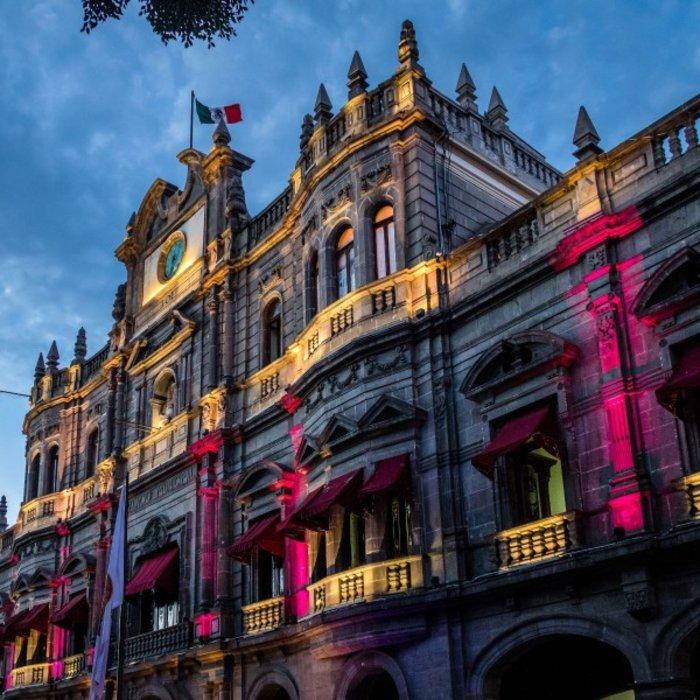 MEX.Puebla.Municipal Palace
