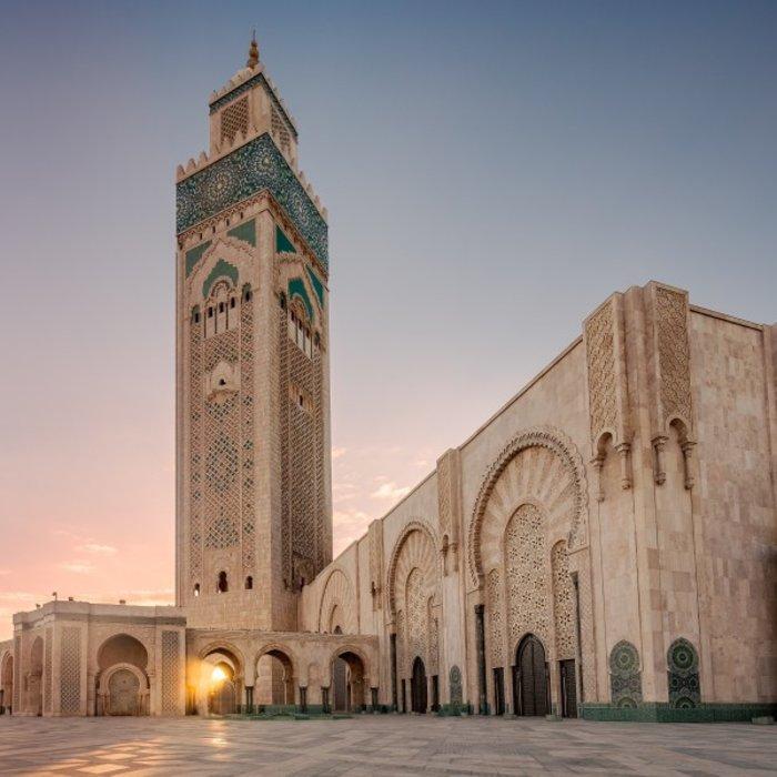 MAR.Casablanca.Hassan II Mosque
