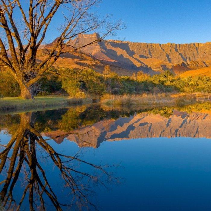 ZAF.Drakensberge.Lake
