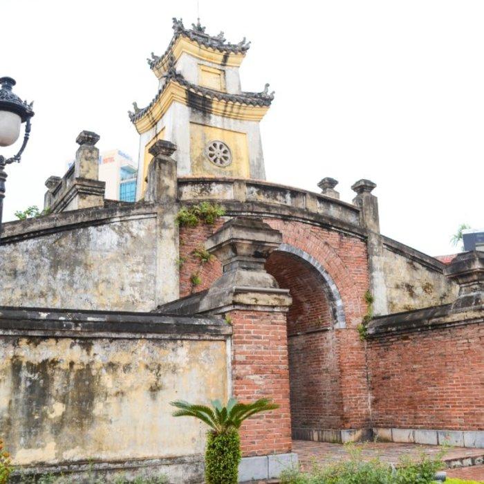 VNM. Dong Hoi. Zitadelle