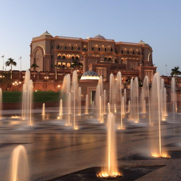 VAE.Abu Dhabi.Emirates Palace