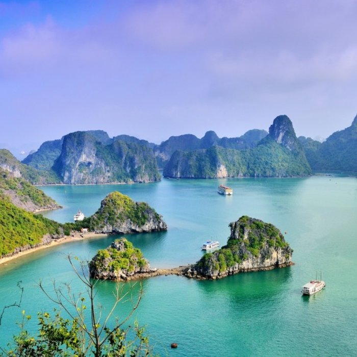 VNM.Halong Bay.View