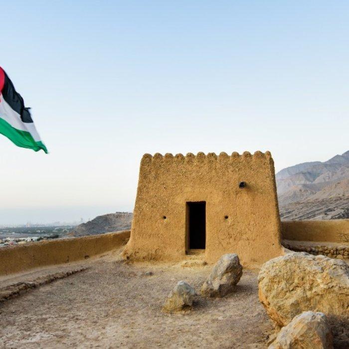 VAE.Ras al Khaimah.Fort