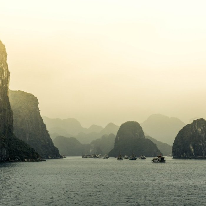 VNM.Halong Bay.Nebel