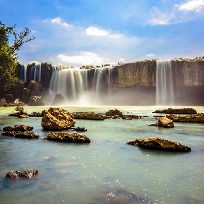 VNM. Buon Ma Thuot. Waterfalls
