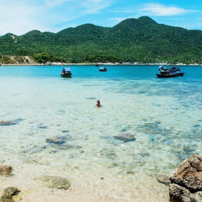 VNM. Hoi An. Cham Inseln