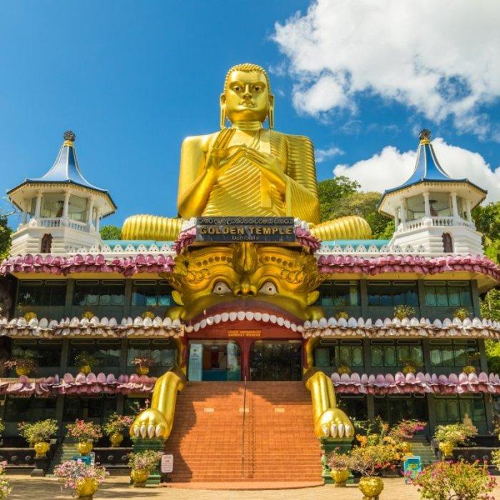 LKA.Dambulla.Buddha
