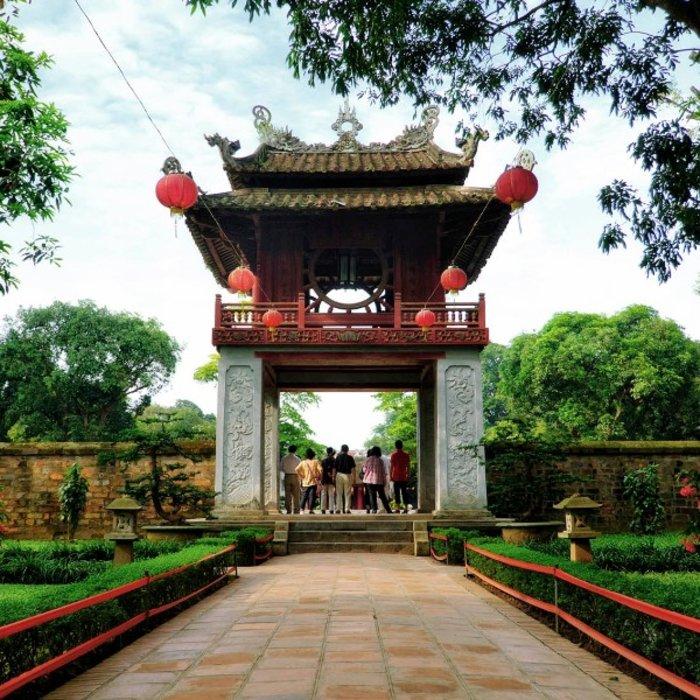 VNM.Hanoi.Literaturtempel