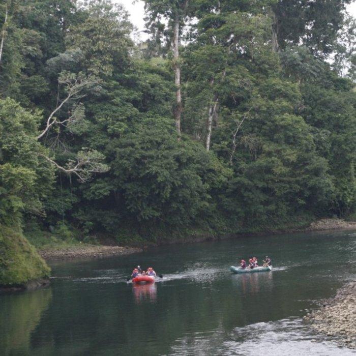 CRI.Rio Sarapiquí.Rafting
