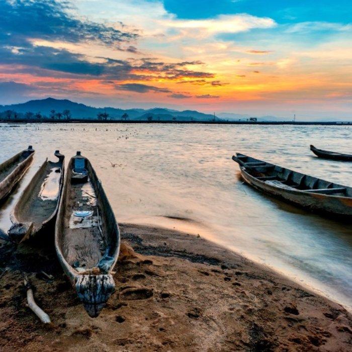 VNM. Buon Ma Thout. Lak Lake