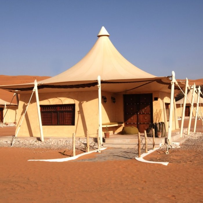 OMN.Wahiba Sands.Desert Nights Camp.Tent