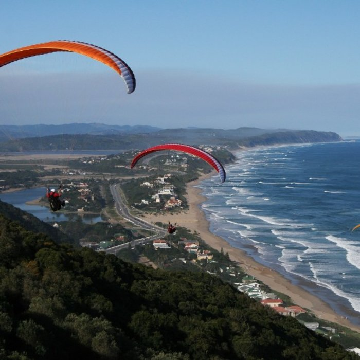 Paragliding Wilderness