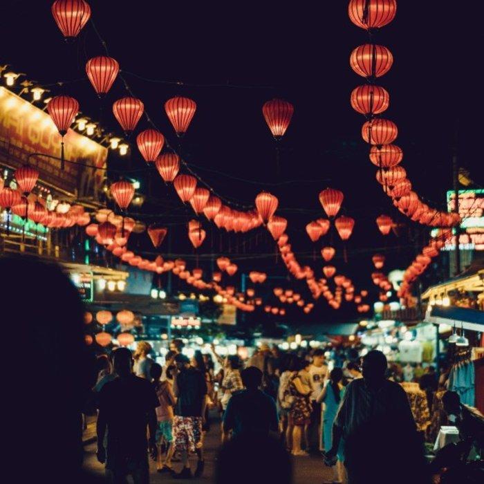 VNM. Phu Quoc. Nachtmarkt