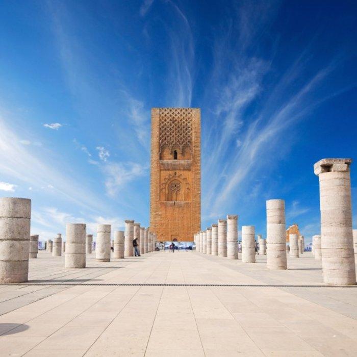 MAR.Rabat.Hasan Tower