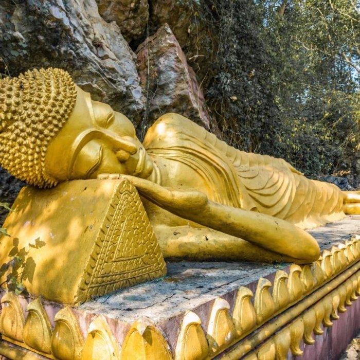 LAO. Luang Prabang.Phou Si