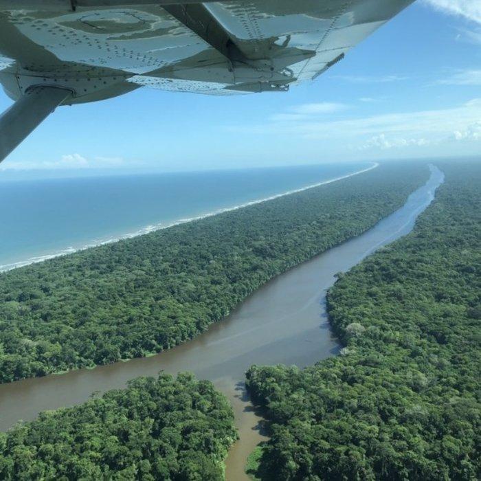 CRI.Tortuguero.Küstenlinie