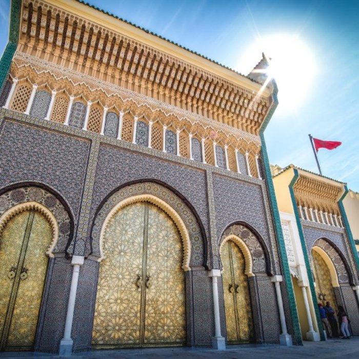 MAR.Fez.Palace