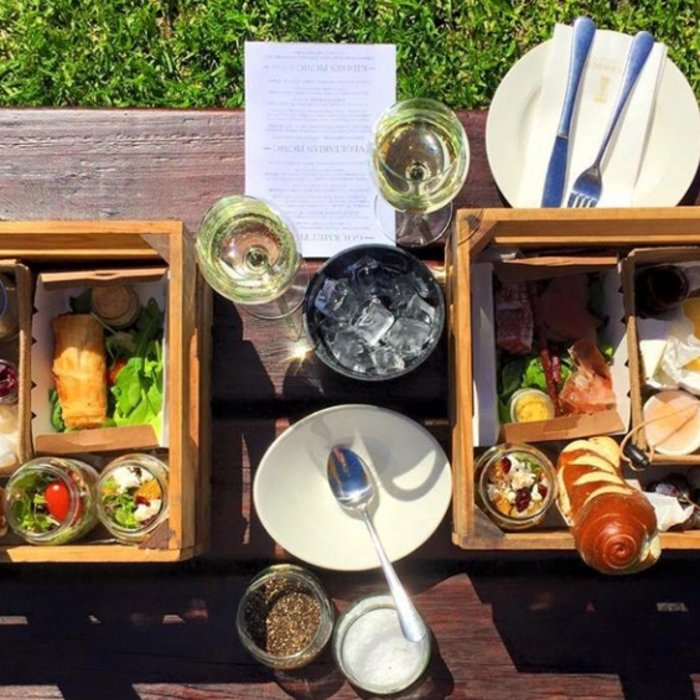 ZAF.Stellenbosch.Warwick Estate.Picknick
