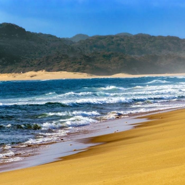 ZAF.StLucia.Strand und Meer