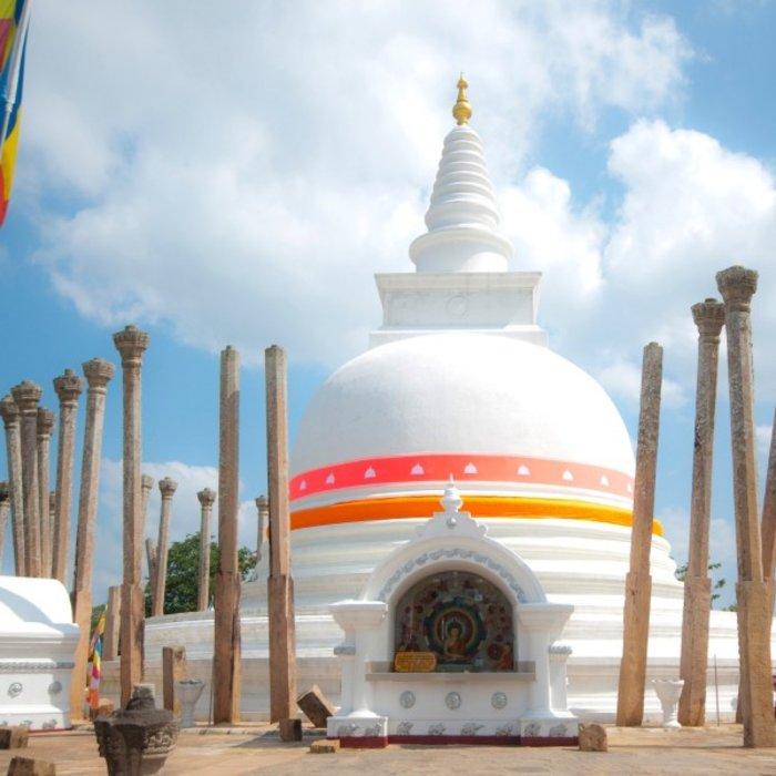 LKA.Holy stupa