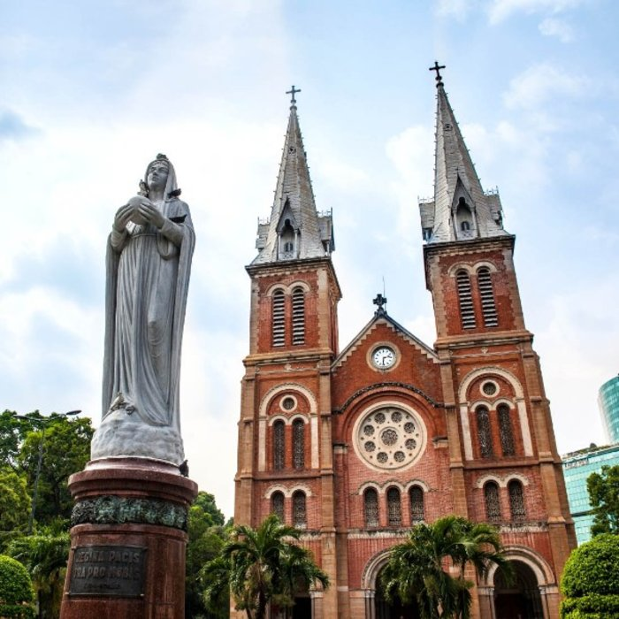 VNM.Ho Chi Minh.Notre Dame
