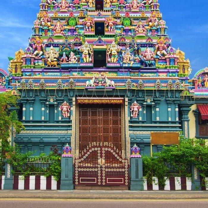 SYC.Mahé.Hindu Kovil Sangam