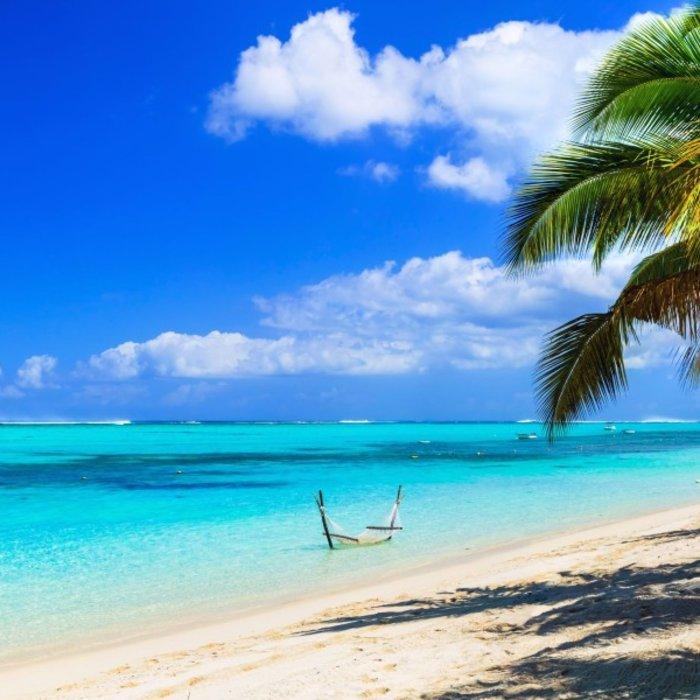 MUS.Tropischer Strand