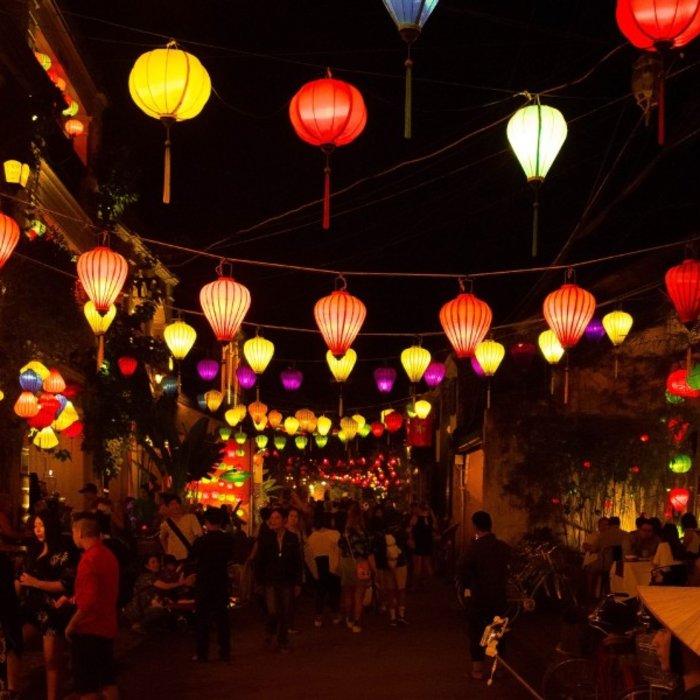 VNM. Hoi An. Lanterns