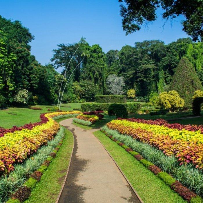 LKA.Botanical garden