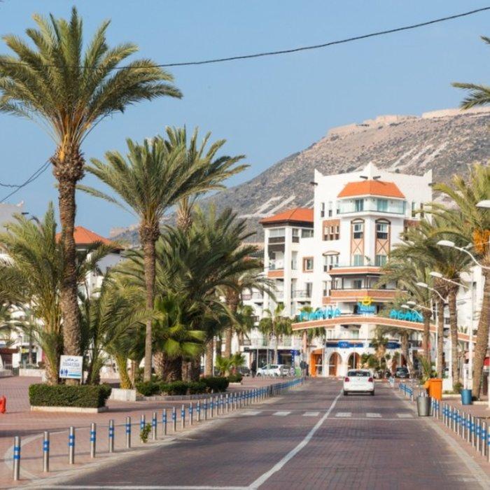MAR.Agadir.Zentrum