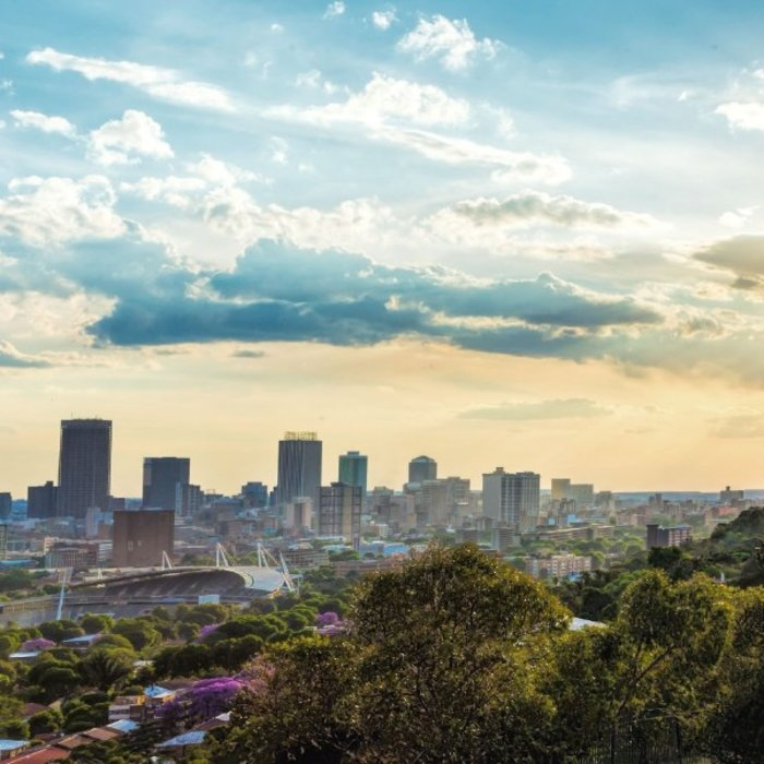 ZAF.Johannesburg.Skyline