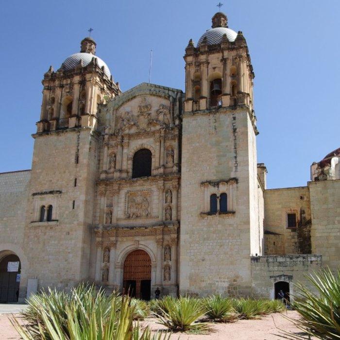 MEX.Oaxaca.Kirche Santo Domingo