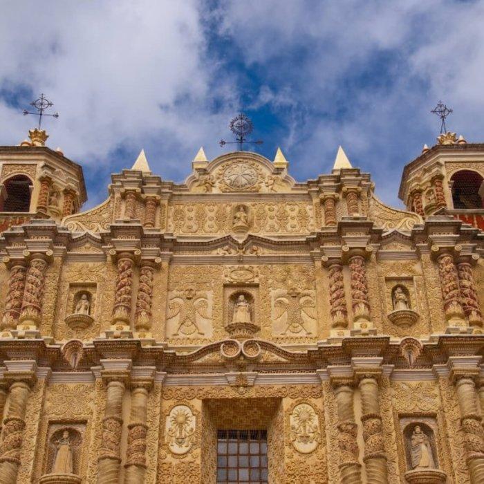 MEX.San Cristobal de las Casas.Catedral
