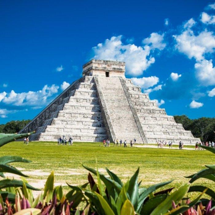 MEX.Chichen Itza.Pyramide