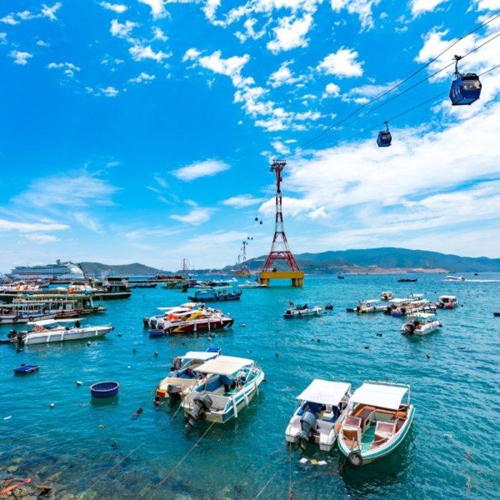VNM. Nha Trang. Boote