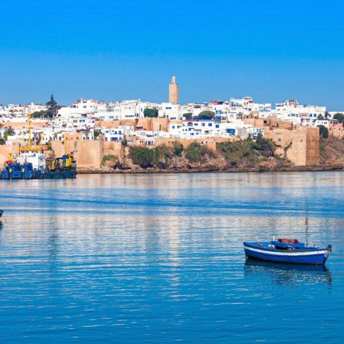 MAR.Rabat.Skyline