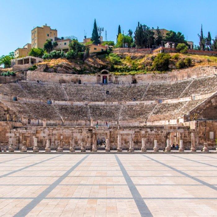 JOR.Amman.Roman Theater